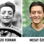 Enzo Ferrari - Mesut Ozil