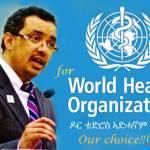 Ethiopia's Tedros Adhanom