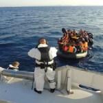The Greek and European coastguards