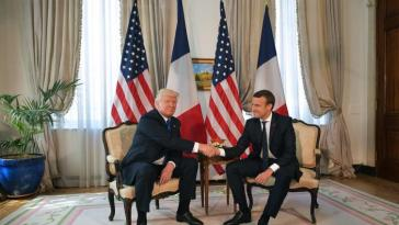 presidential election against Marine Le Pen