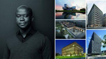 David Adjaye, David Adjaye Named World's Most Influential Architect