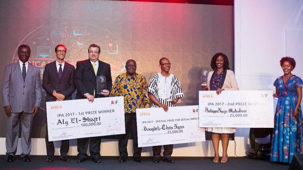 Egyptian Energy Innovation Wins $100,000 Innovation Prize for Africa