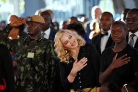 Madonna opens world-class children hospital in Malawi