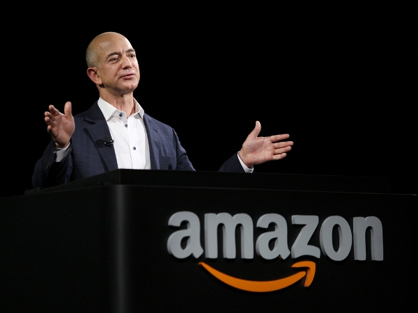 Amazon Founder, Jeff Bezos is Now The World's Richest Man