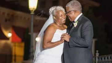 Love Knows No Age! Senior Couple Ties The Knot And The Internet Absolutely Adores Their Romance Love Knows No Age!