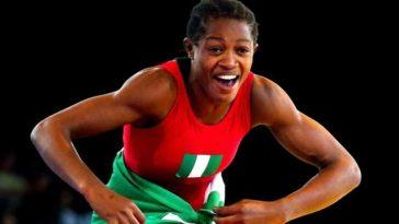 Nigeria's Adekuoroye Wins World Wrestling Championship Silver Medal In France