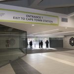 City Of Cape Town Unveils Underground Pedestrian Walkway
