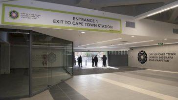 City Of Cape Town Unveils Underground Pedestrian Walkway
