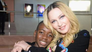 U.S Pop Star, Madonna Moves To Lisbon To Help Adopted Son David Banda Become Football Star