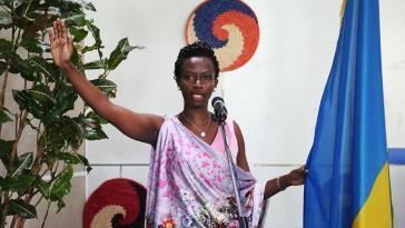 Marie-Chantal Rwakazina