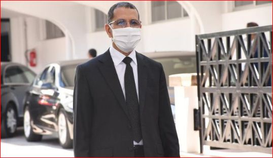 Moroccan Prime Minister Saad Eddine El Othmani