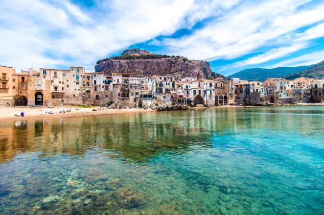 Cefalu, Sicily. GETTY
