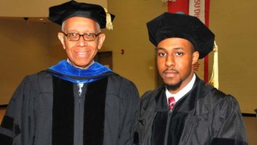 Delaware State's Youngest Ever Ph.D Holder