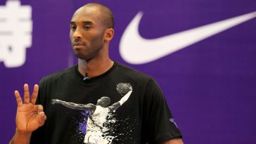 Nike's deal with Kobe Bryant's estate