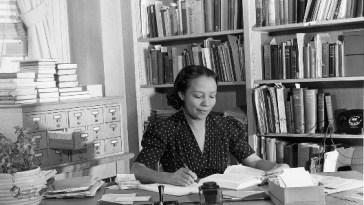 Dorothy Porter Wesley