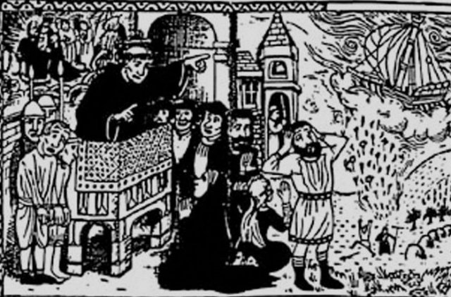 witchcraft facts