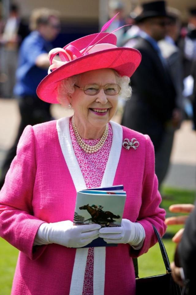 Queen Elizabeth II Facts