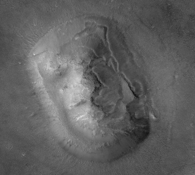 mars rover pictures alien