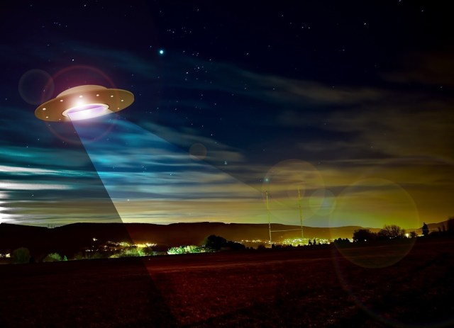 Secret UFO Encounters