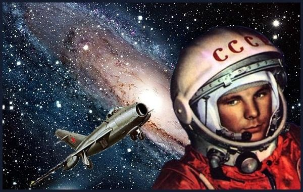Yuri Gagarin: first human in space/ iarex.ru