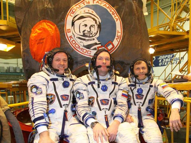 Russian Cosmonauts Space Traditions