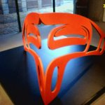 Robert Davidson sculpture