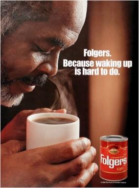 Folgers Ad
