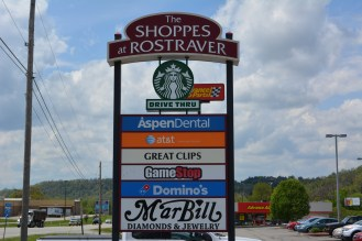 The Shoppes at Rostraver are a popular destination.