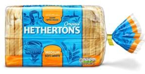 soft fresh bread