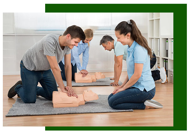 First Aid Training(BG)