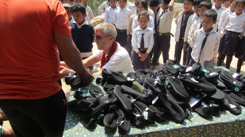 Nepal shoes