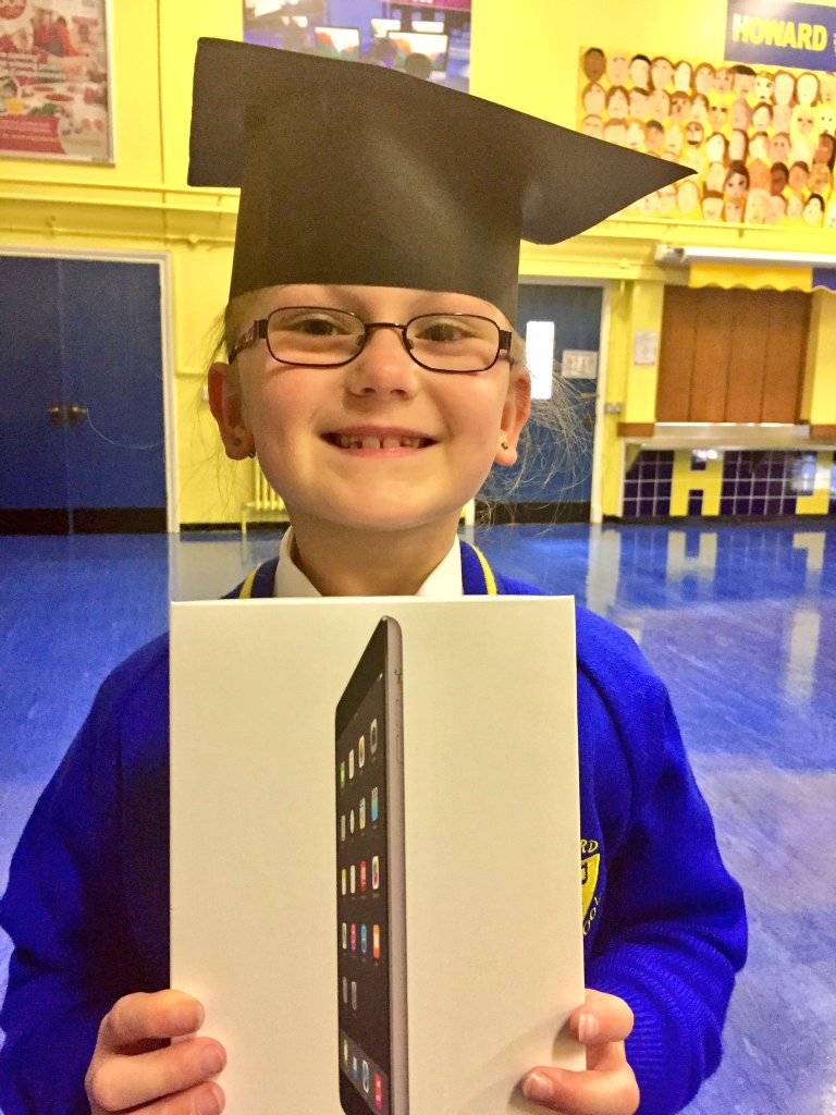 iPad Ceremony 2016