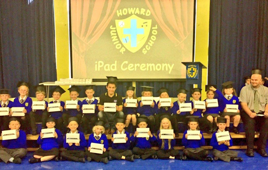 iPad Ceremony 2016