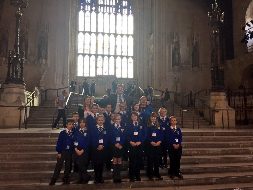 UK Parliament Trip 2016