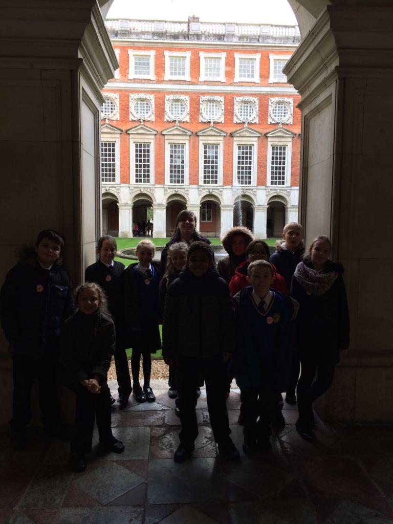 Hampton Court Palace 2016