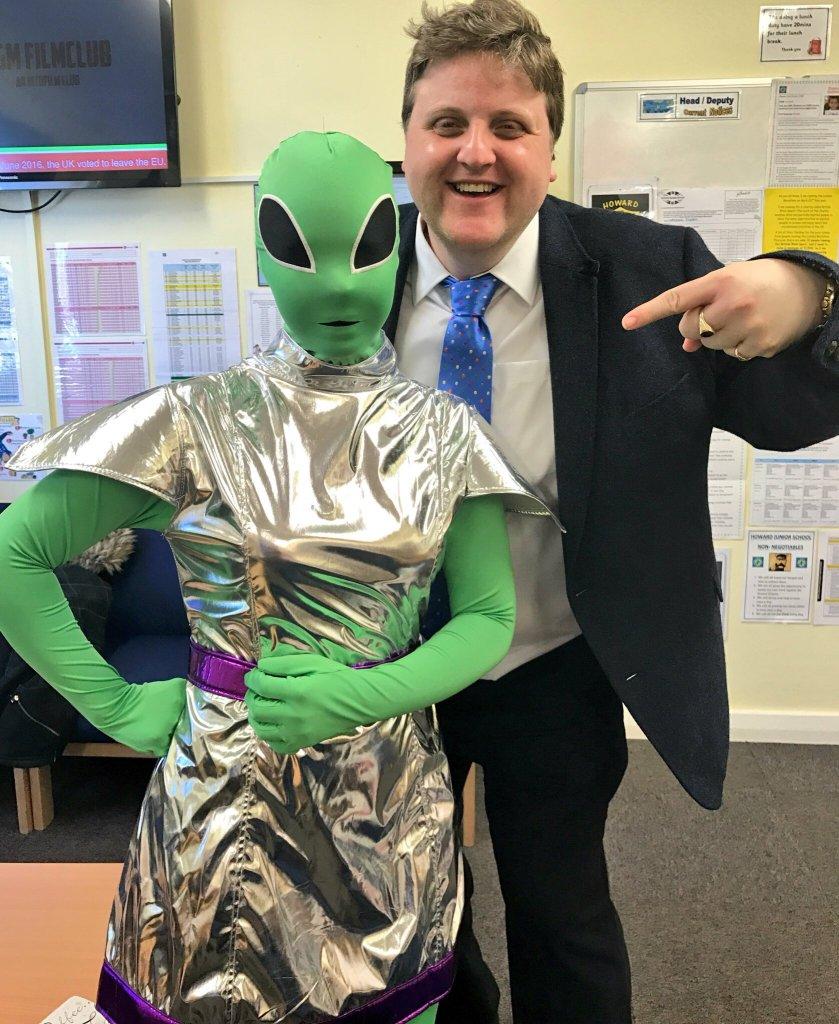 Alien Day 2017