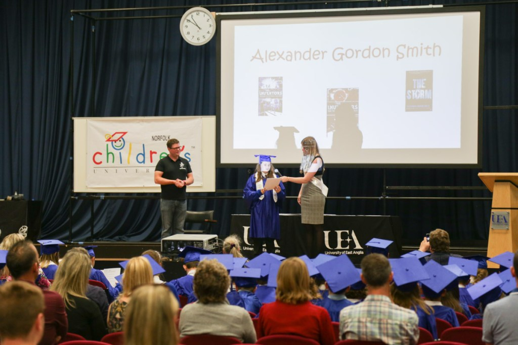 Children's University Graduation 2017