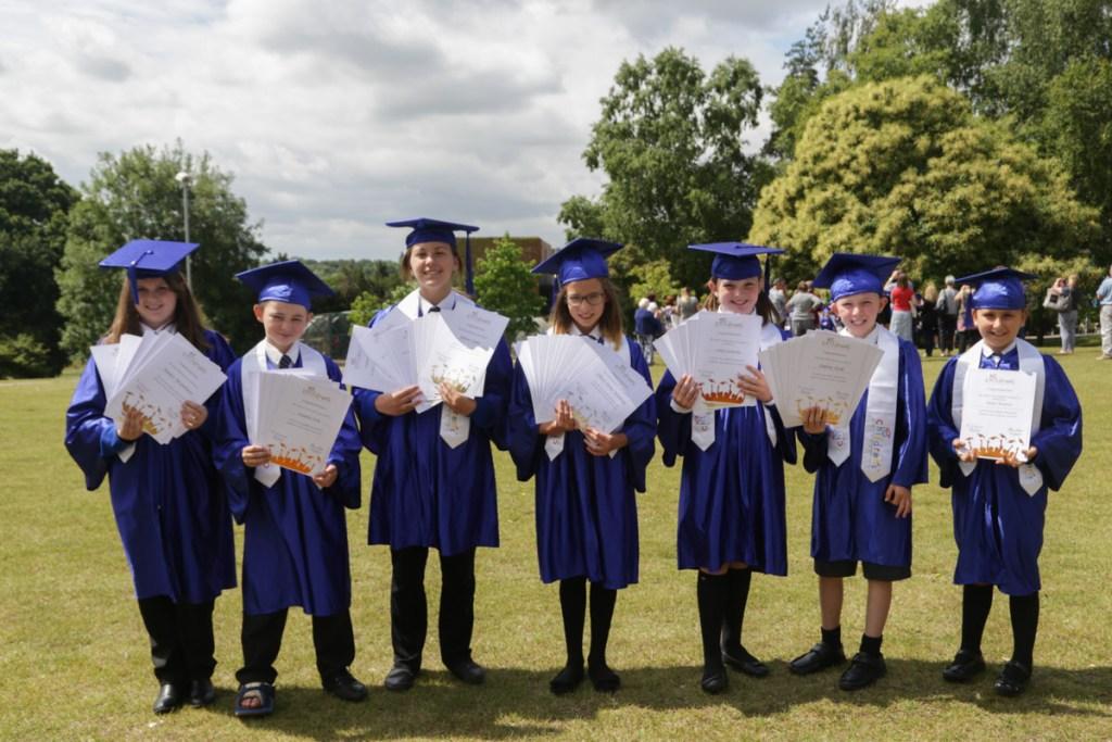 Children's University Graduation 2017