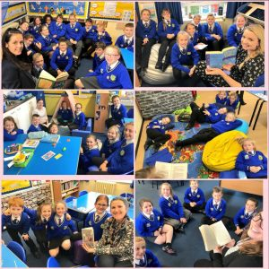 Story Night For Howard Pupils