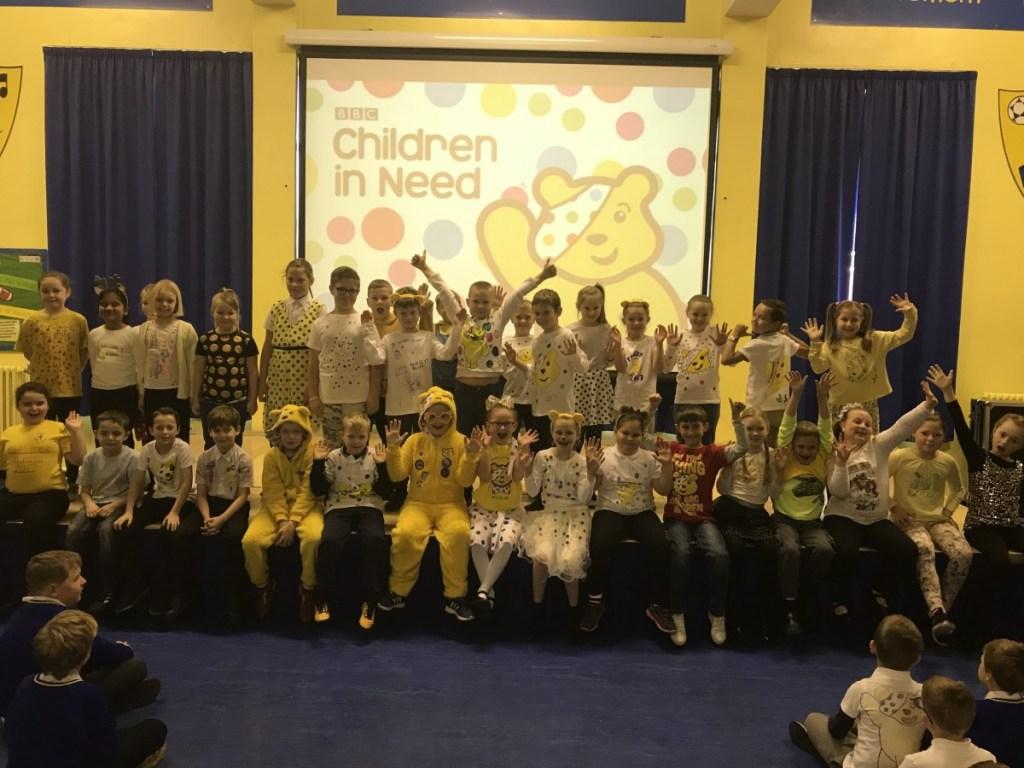Children in Need 2017