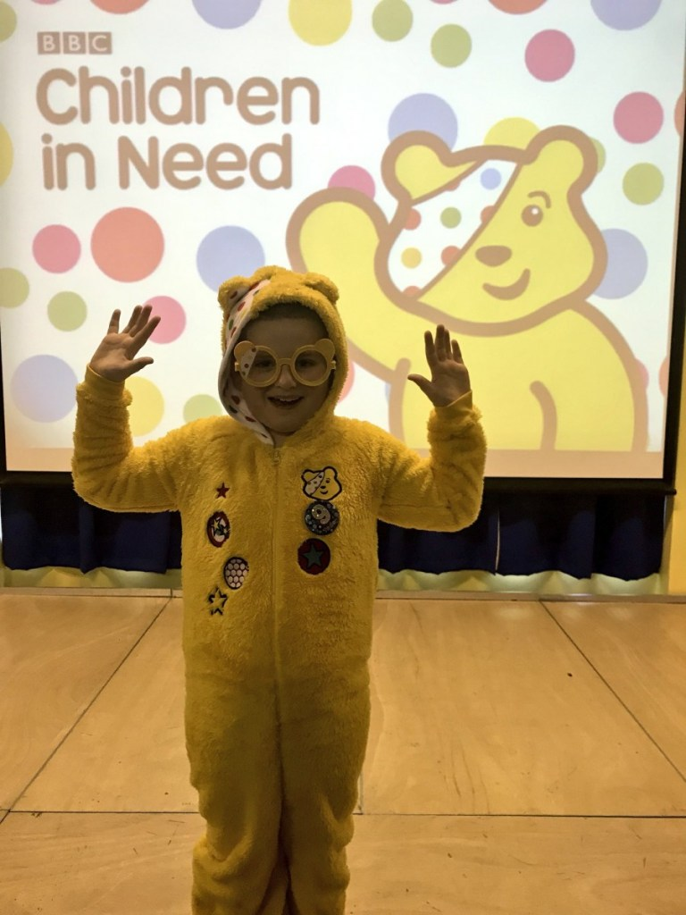 Children in Need 2017