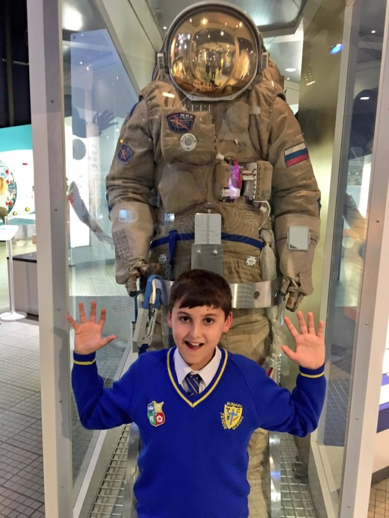 National Space Centre Visit