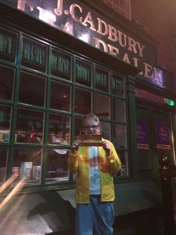 Cadbury World 2018