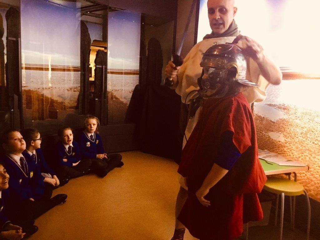 Lynn Museum - Romans 2019