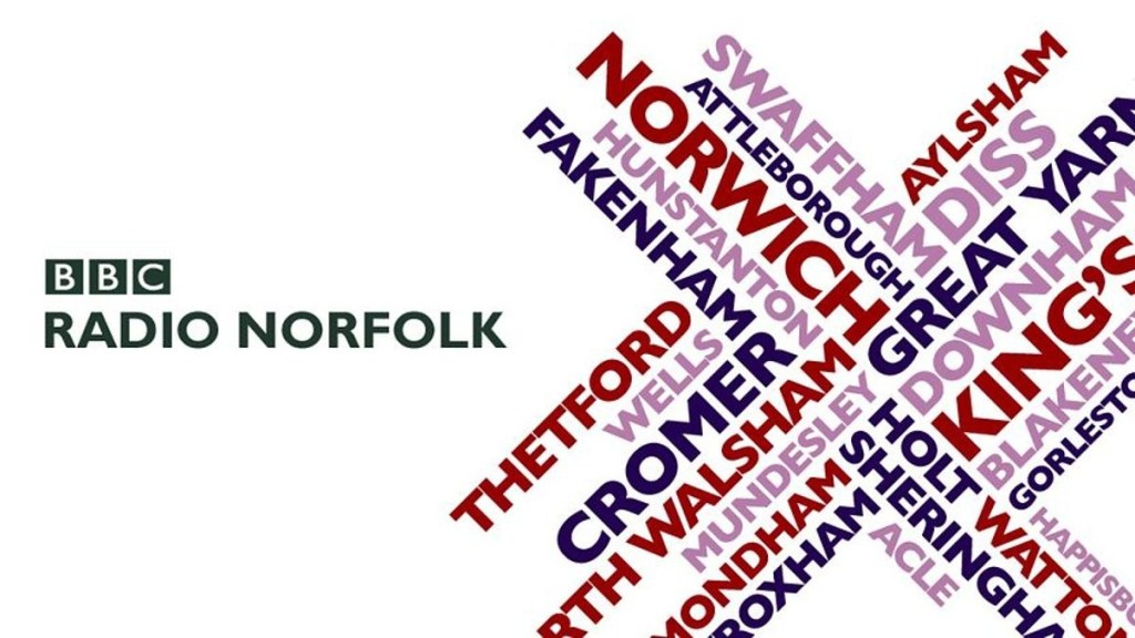 BBC Radio Norfolk - Screen Time Report