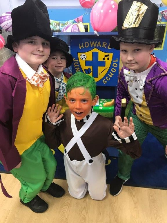 Fictional characters brought to life as thousands celebrate World Book Day in West Norfolk