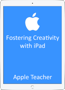 Fostering Creativity with iPad