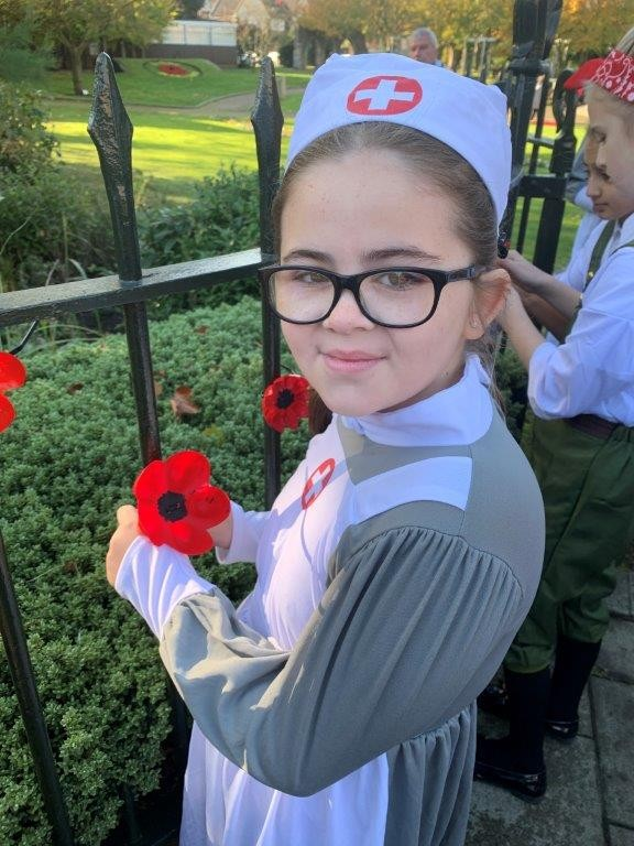 Tower Gardens Remembrance