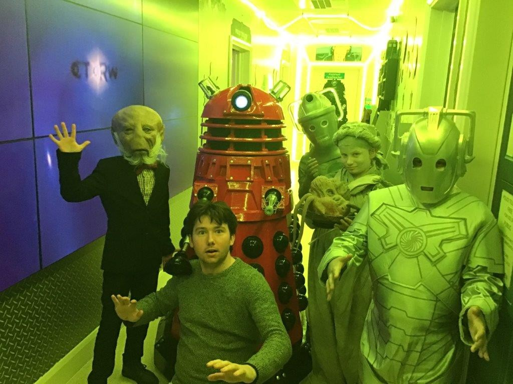 Dr Who Day