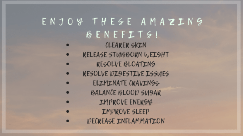 Enjoy these amazing benefits!